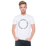 Trust Honesty Respect Men's T-Shirt - White