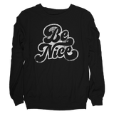 Be Nice Pullover