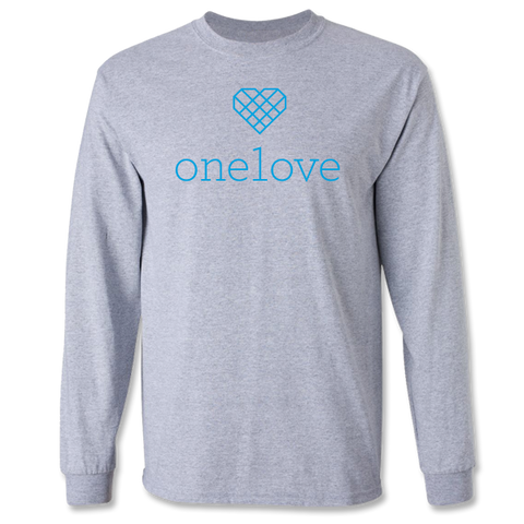 One Love Unisex Long Sleeve Shirt