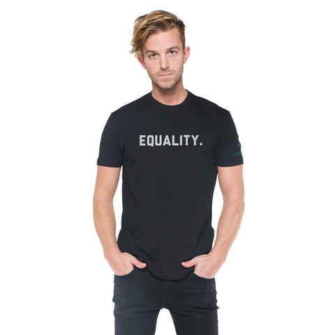 Equality Men's T-Shirt - Black