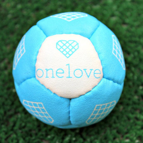 One Love Swax Lax Lacrosse Training Ball