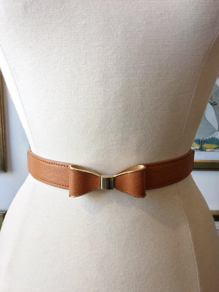 Stretch Bow Belt