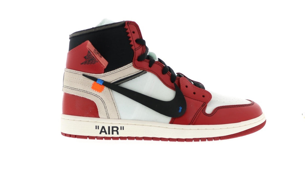 air jordan 1 chicago x off white prezzo
