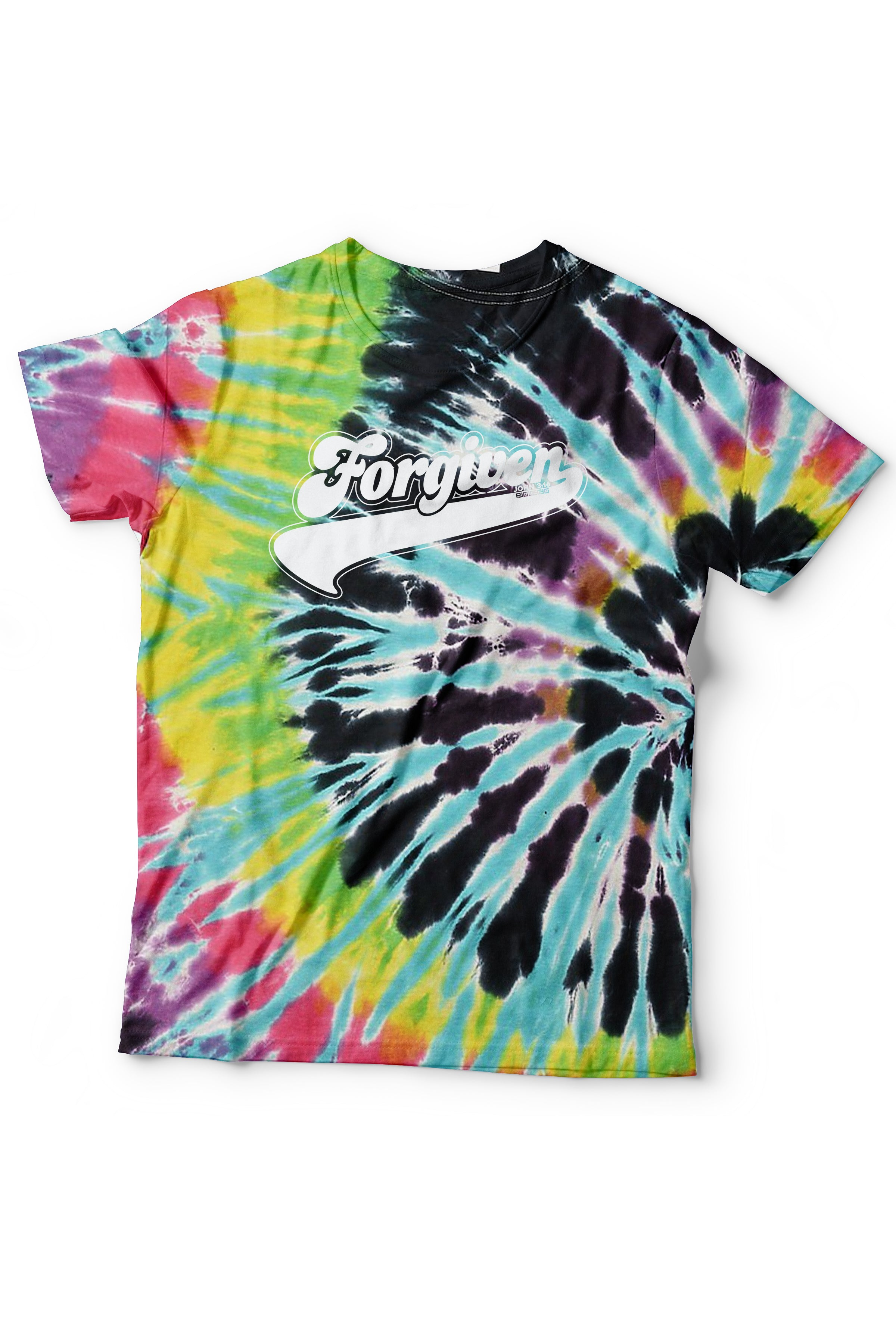 Forgiven - More Colors Available