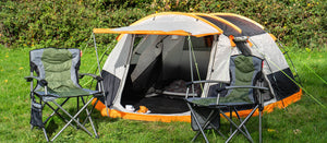 Brand New 2 & 3 Berth tents