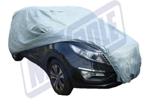 LARGE BREATHABLE WATER RESISTANT MPV / 4X4 CAR COVER Bags Camper Accessories