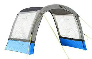 Cocoon Breeze Campervan Awning Extension Camper van Awning Blue & Grey