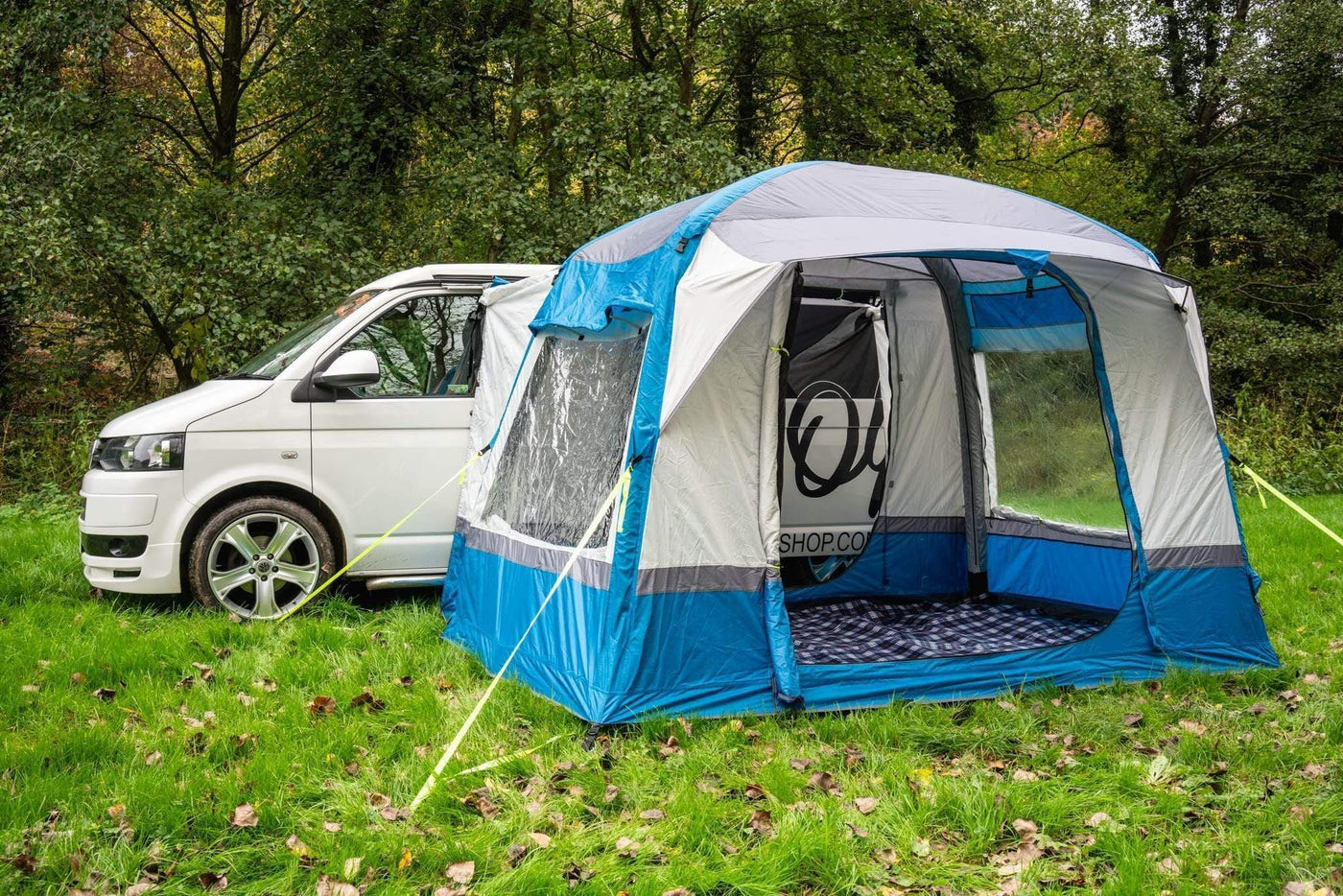 Uno Breeze Inflatable Campervan Awning – OLPRO