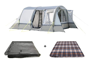 COCOON BREEZE INFLATABLE CAMPERVAN AWNING PACKAGE Camper van Awning OLPRO