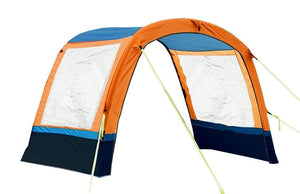 Cocoon Breeze Campervan Awning Extension Camper van Awning Orange & Black