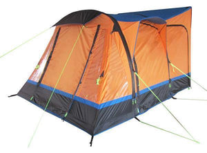Loopo Auvent camping-car gonflable Breeze auvent camping-car orange et bleu