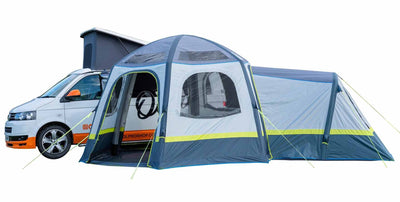 Auvents de camping-cars gonflables