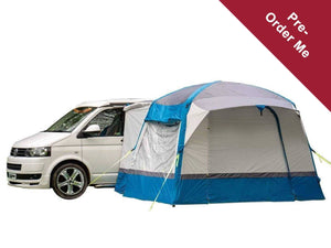 PRE ORDER Uno Breeze Inflatable Campervan Awning - Back in stock January Camper van Awning Pre Order Now