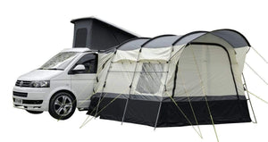 The Loopo Campervan Awning - PRE ORDER Camper van Awning Steel Pole Drive Away Awning