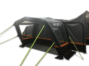 California Breeze Canopy Extension Camping Accessories Charcoal