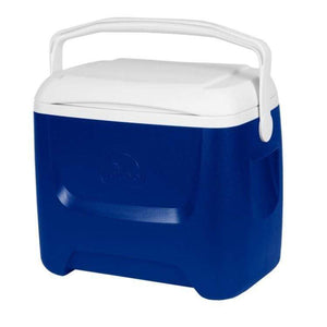 Cool Box Igloo Island Breeze 28 Blue Akcesoria kempingowe OLPRO