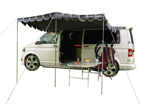Shade Campervan Canopy canopy Charcoal