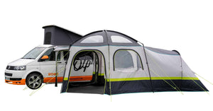 PRE ORDER Deposit For Hive Campervan Awning (Fibreglass Poles) - with Sleeping Pod - New For 2021 Drive Away Awning Pay $15.00 Now and the Balance Before Dispatch