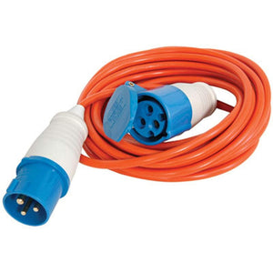 10M Caravan Campervan Mains Hook Up Cable Lead Electrical OLPRO