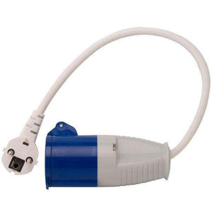 Continental Mains To Caravan Electric Adaptor Electricity & Towing OLPRO