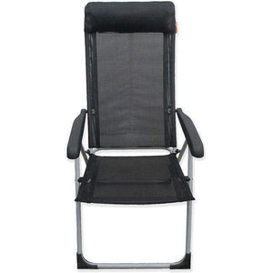 2x Lollie Pop Folding Chair - Black Furniture OLPRO