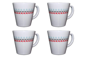 Witley Melamine Mugs (Pack Of 4) Melamine Camping Tableware Sets
