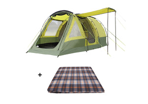 Abberley XL Tent Package , Tent , Carpet OLPRO