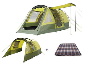Abberley XL Tent Package, Tent, Extension, Carpet OLPRO