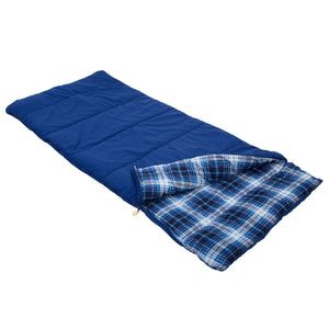 Bienna Single Sleeping Bag Laser Blue OLPRO