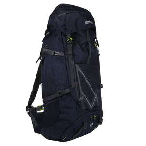 Kota Expedition 60+15L Expandable Rucksack Navy Blazer Regatta