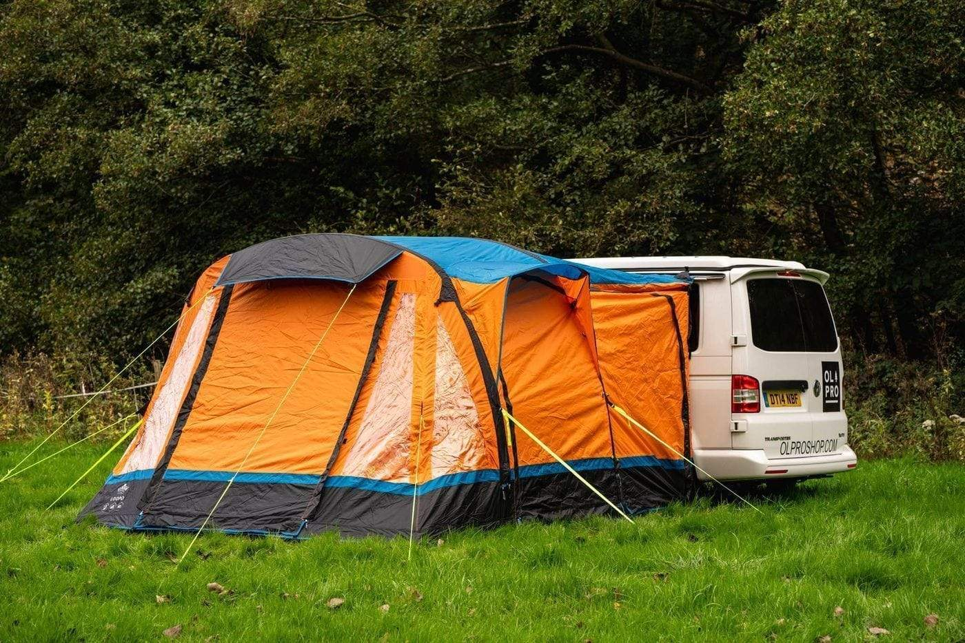 Loan & Go Awning Rental -Loopo Breeze Inflatable Campervan ...