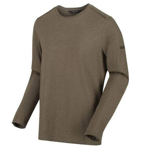 T-Shirt Homme Karter II Coolweave Lightweight Long Sleeve - Camo Green OLPRO
