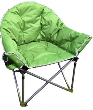 Padded Comfort Chair Green OLPRO
