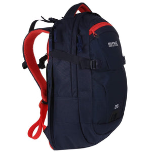 Paladen 25L Laptop Backpack Navy Red Sky OLPRO