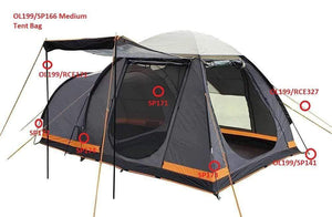 Spare Parts For Apollo Tent OLPRO