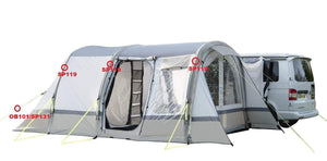 Spare Parts For Cocoon Inflatable Awning OLPRO