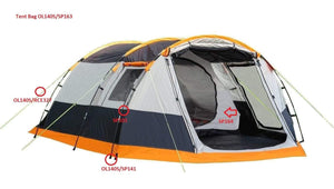 Spare Parts For The Knightwick 2.0S 3 Berth Tent OLPRO