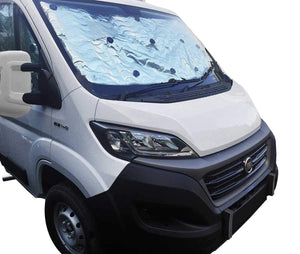 Universal Internal Thermal Motorhome Blind to fit for van based Peugeot Boxer, Fiat Ducato, Ford Transit, Mercedes Sprinter OLPRO