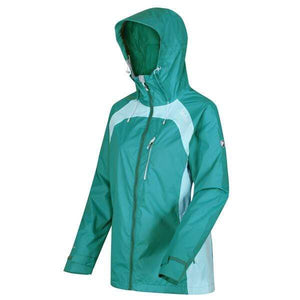 Women's Highton Stretch Jacket - Turquoise/Cool Aqua OLPRO