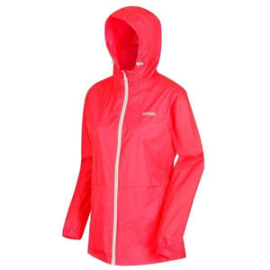 Women's Pack-It Jacket III Waterproof Packaway Jacket - Neon Pink OLPRO