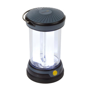 Helia 3 LED Lantern Black Regatta
