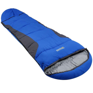 Regatta Hilo Boost Expandable Sleeping Bag - Oxford Blue Ebony Sleeping Bag OLPRO