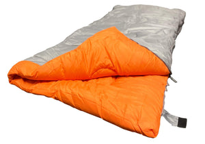 OLPRO Hush Plain Single 300gsm fill Sleeping Bag Sleeping Bag Sleeping Bags