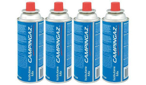 Campingaz CP250 Resealable Gas Cartridges - 4 Pack Stoves and Barbecues OLPRO