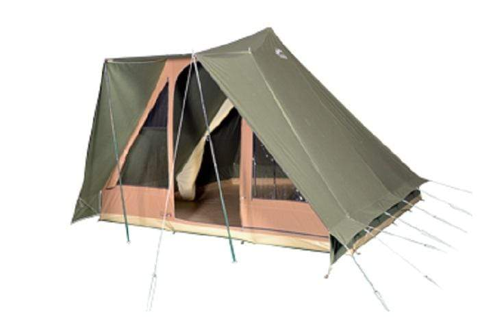 OLPRO Guadeloupe 3 Berth Canvas Tent