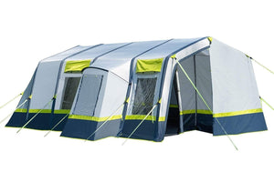 OLPRO HOME 5 BERTH FAMILY TENT Tents Green & Grey