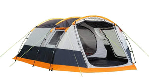 The Knightwick 2.0S 3 Berth Tent Tents Grey, Black & Orange