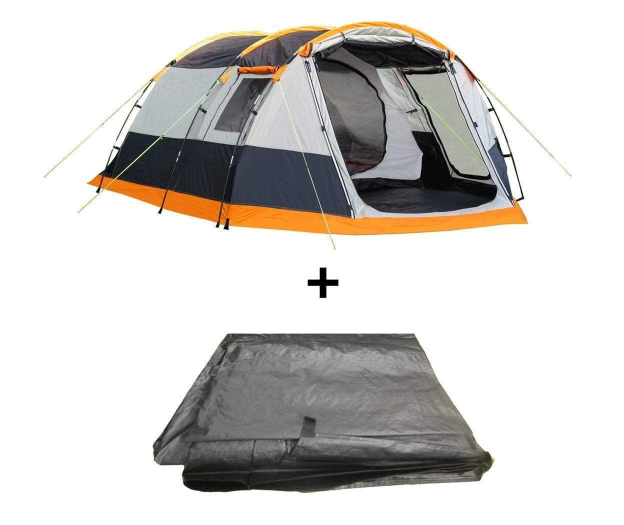 OLPRO The Knightwick 2.0S 3 Berth Tent Package Tent , Footprint