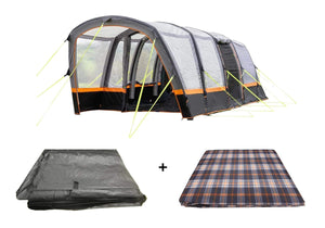 Explorer 4 Berth Inflatable Tent Package Tents OLPRO