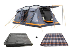 Orion 6 Berth Tent Package Tent , Carpet , Footprint Groundsheet Tents OLPRO